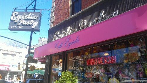 Egidio Pastry Bronx