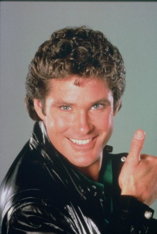 David Hasselhoff Thumbs Up